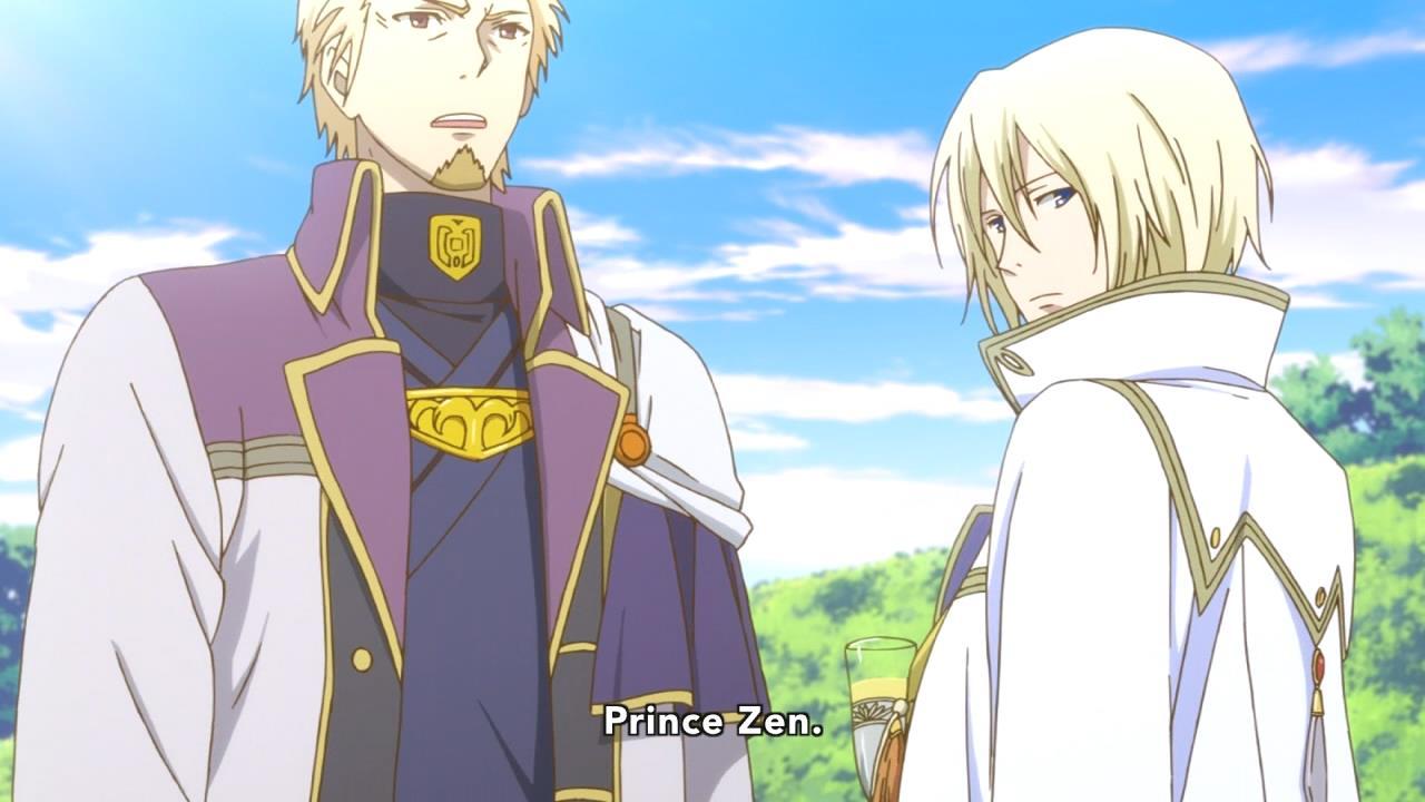 Akagami No Shirayuki Hime 06 Anime Evo
