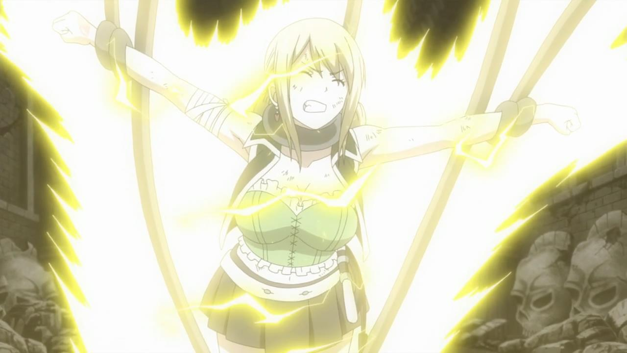 Fairy Tail S on Three Parts Of The Soul