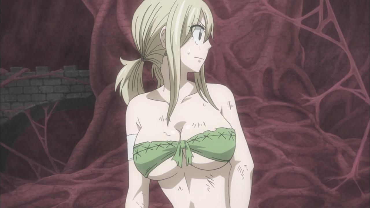 Pulling Her Panties Down