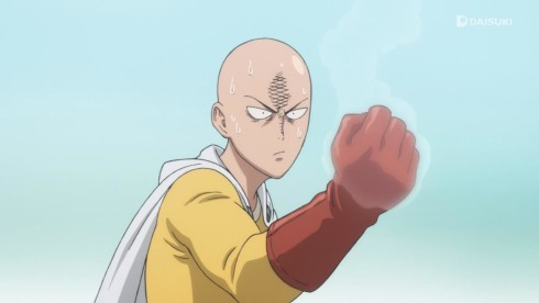 One-Punch Man - 01 - 01