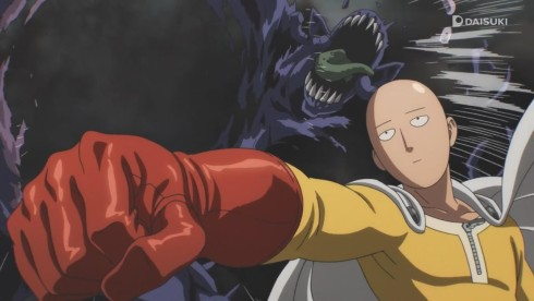 One-Punch Man - 01 - 03