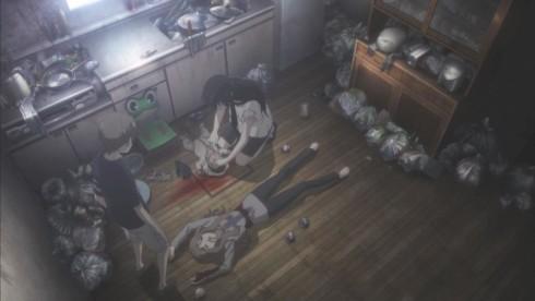 Sakurako-san no Ashimoto ni wa Shitai ga Umatteiru - 02 - 17