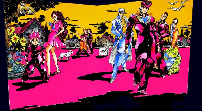 Fans Of The Long Running Manga Turned Recent Anime Franchise Jojos Bizarre Adventure Are In For Another Treat On Official Website