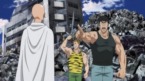 One-Punch Man - 07 - 11