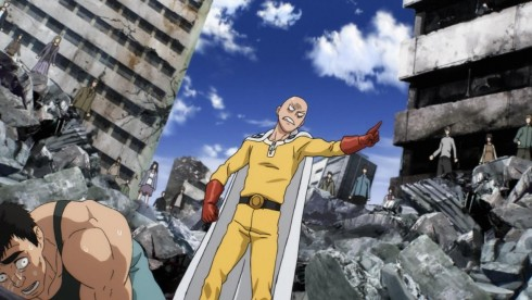 One-Punch Man - 07 - 16