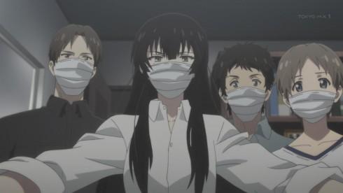 Sakurako-san no Ashimoto ni wa Shitai ga Umatteiru - 05 - 03