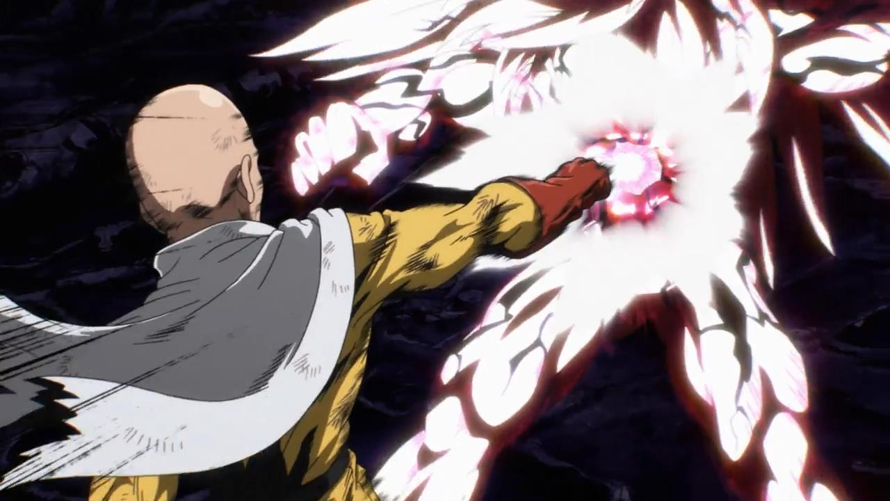 One-Punch Man - 12 - 07 - Anime Evo