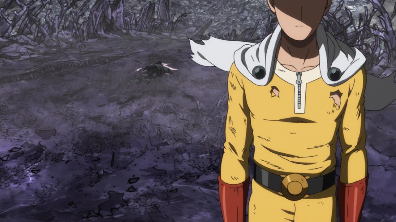 One-Punch Man - 12 - 14 - Anime Evo