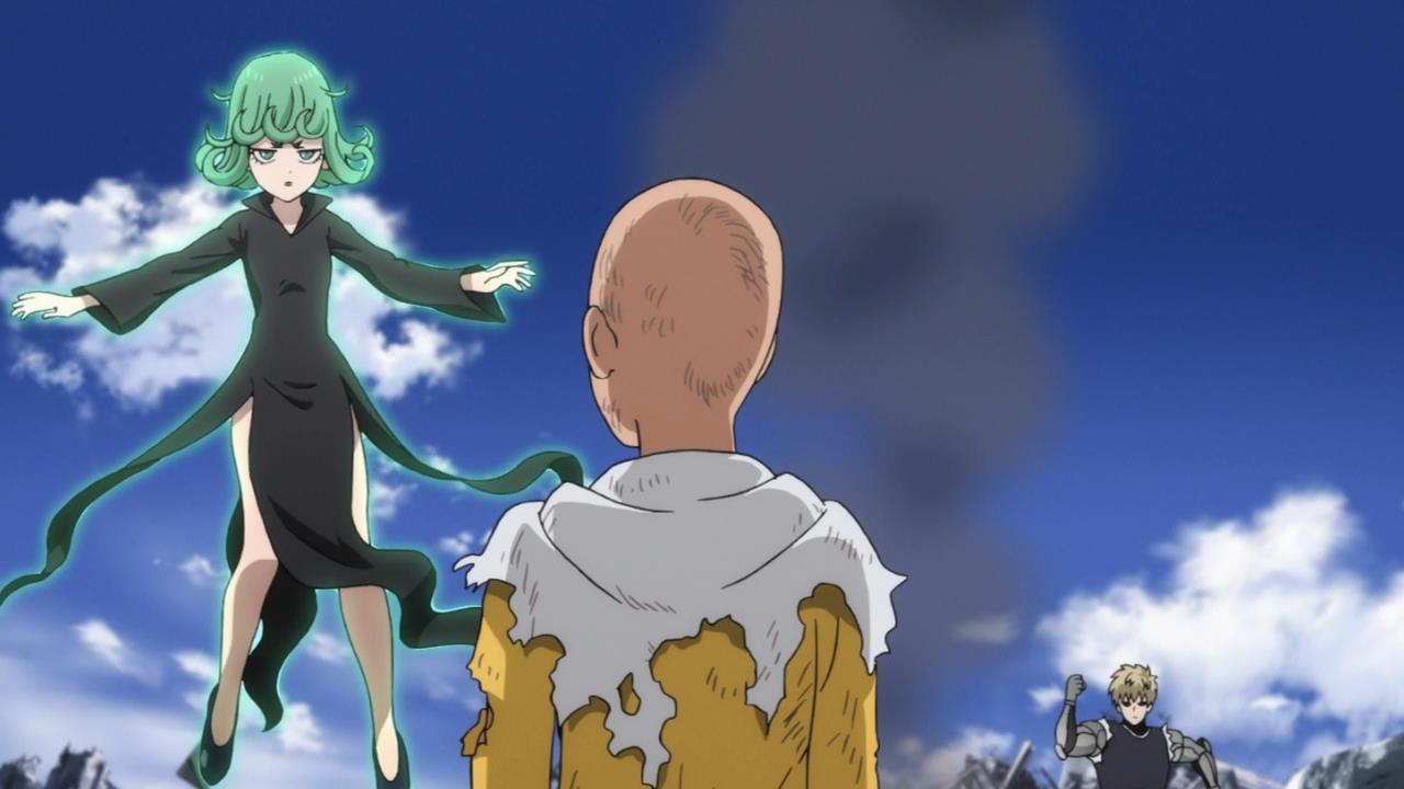 One-Punch Man - 12 - 23 - Anime Evo
