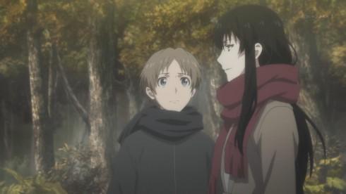 Sakurako-san no Ashimoto - 11 - 01