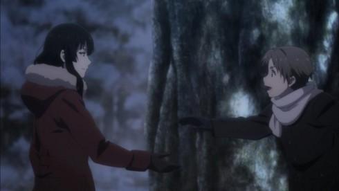 Sakurako-san no Ashimoto - 12 - 13
