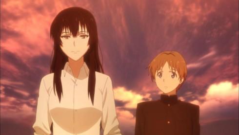 Sakurako-san no Ashimoto - 12 - 15