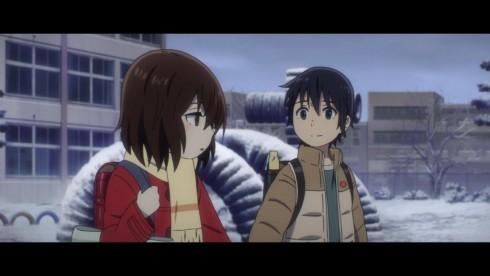 Boku dake ga Inai Machi - 04 - 13