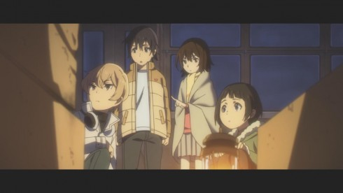 Boku dake ga Inai Machi - 08 - 01