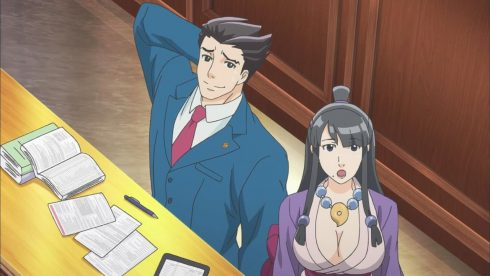 Ace Attorney - 04 - 29