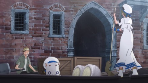 Aria the Avvenire OVA 2 - 03