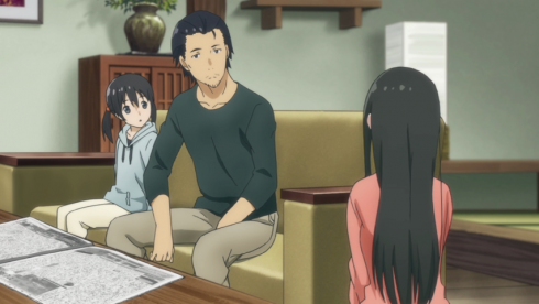 Flying Witch - 03 - 01