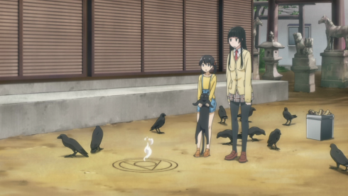 Flying Witch - 03 - 16