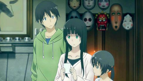 Flying Witch - 07 - 22