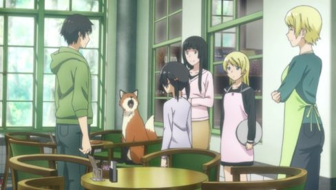 Flying Witch - 08 - 05