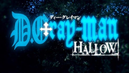 D.Gray-man Hallow - 01 - 01
