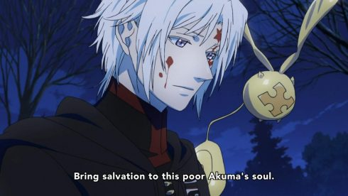 D.Gray-man Hallow - 01 - 04