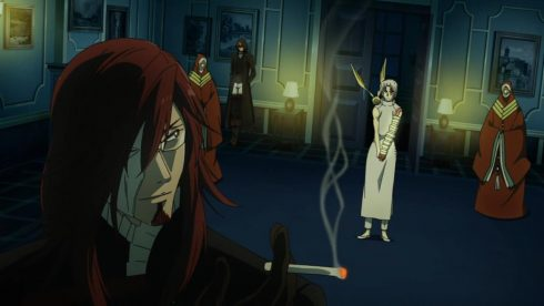 D.Gray-man Hallow - 01 - 11