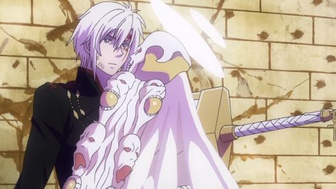 D.Gray-man Hallow - 03 - 11
