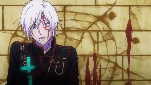 D.Gray-man Hallow - 03 - 15