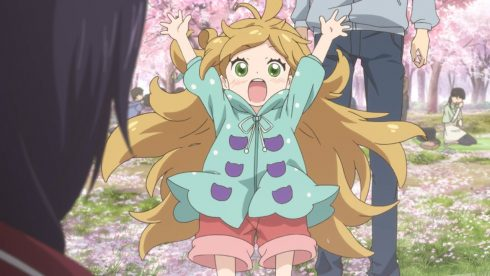 Sweetness and Lightning - 01 - 15