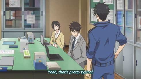 Sweetness and Lightning - 01 - 17