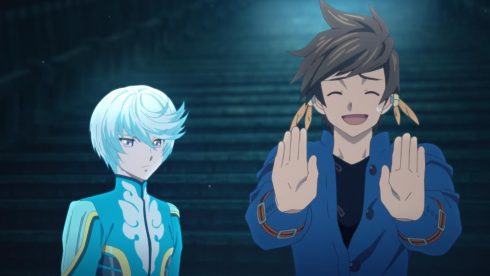 Tales of Zestiria the X - 02 - 03