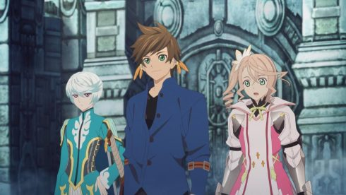 Tales of Zestiria the X - 02 - 04