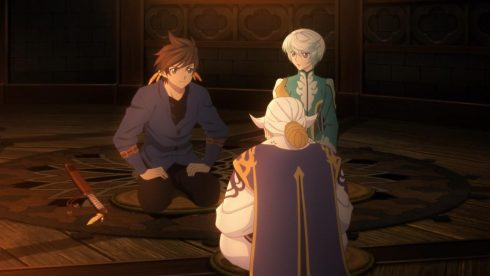 Tales of Zestiria the X - 02 - 08