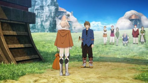 Tales of Zestiria the X - 02 - 14