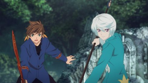 Tales of Zestiria the X - 02 - 16