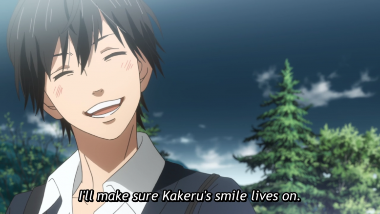 In other news, I'm founding the Protect Kakeru's Smile Brigade. Care to join?