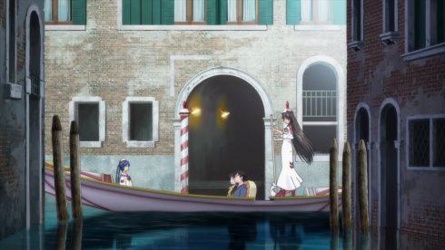 Aria the Avvenire OVA 3 - 02