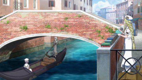 Aria the Avvenire OVA 3 - 03