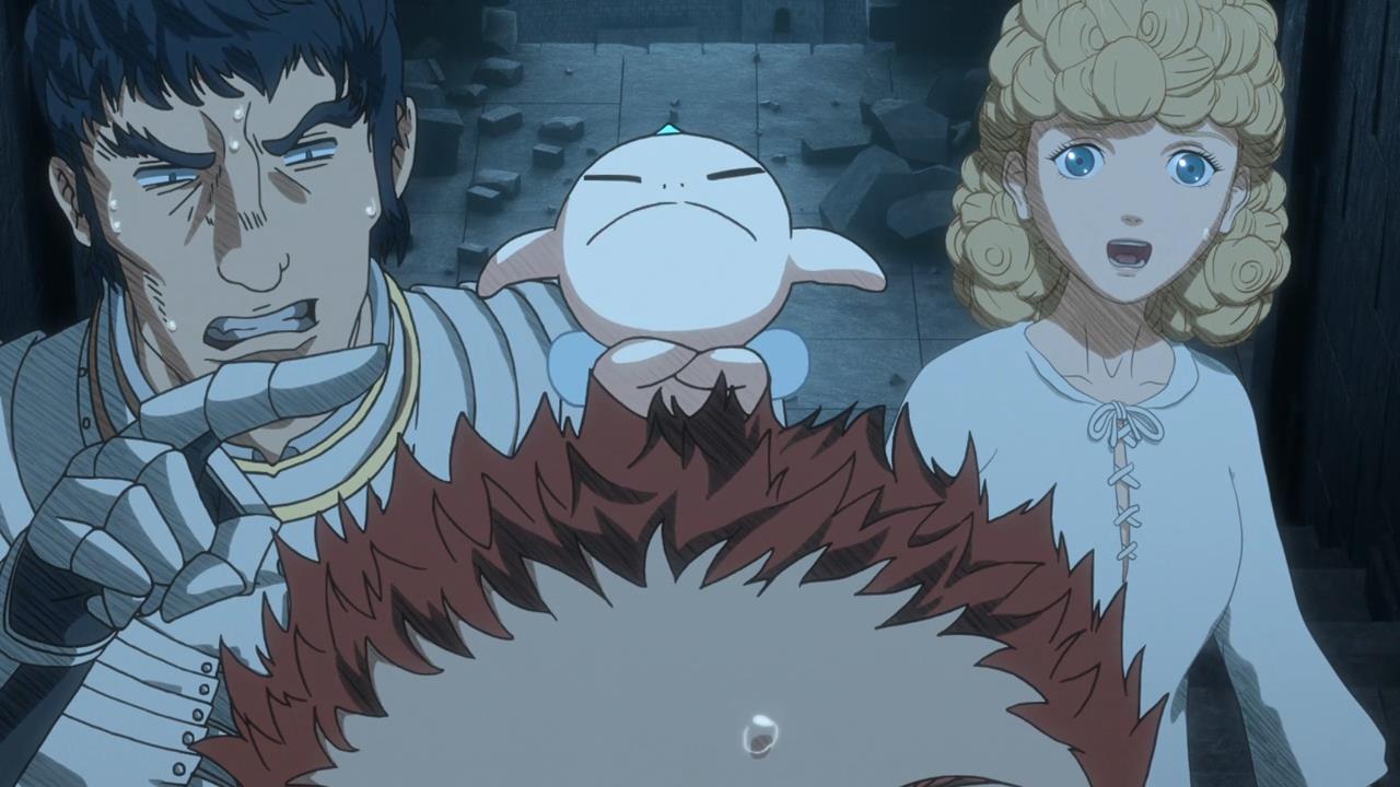 berserk 09 anime evo