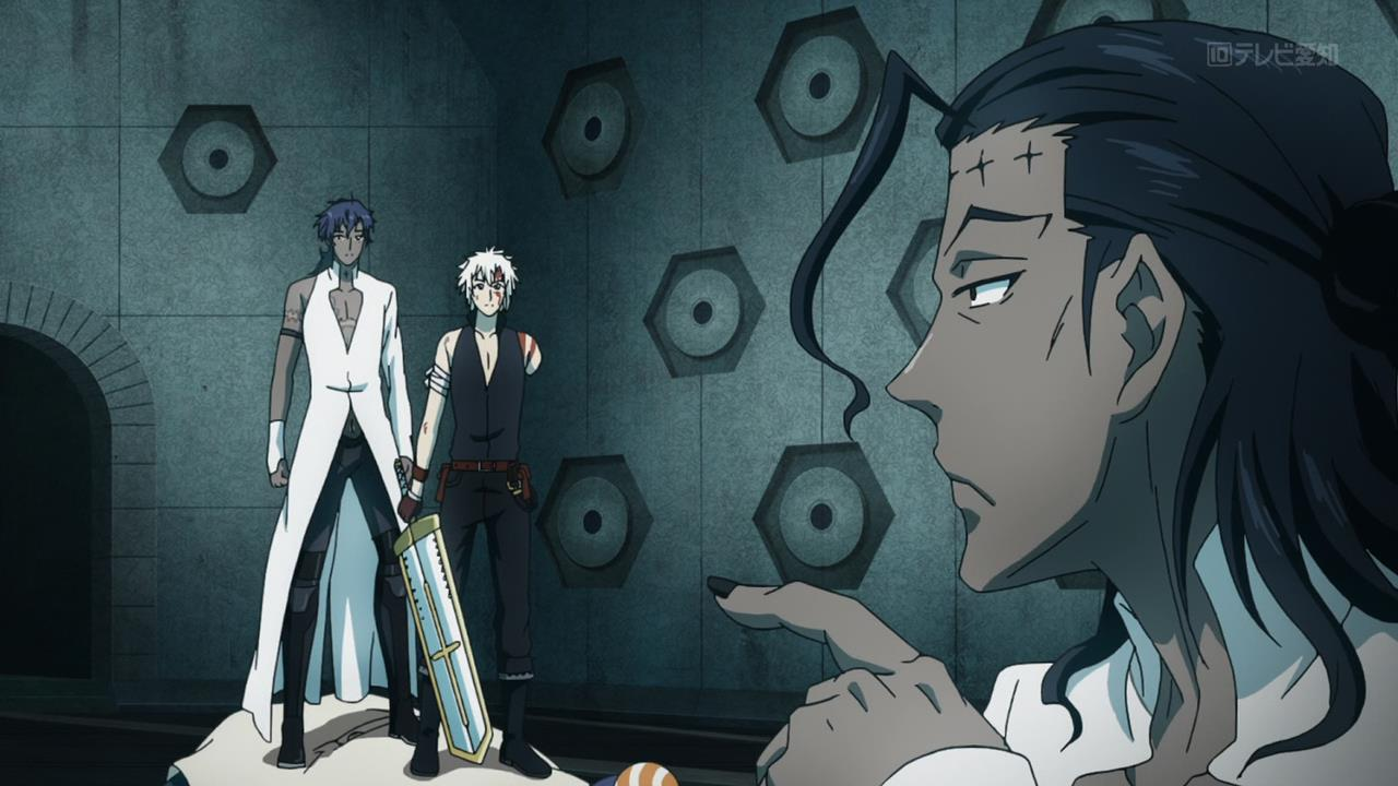 D gray man hallow 05 anime evo - D gray man images ...