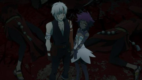D.Gray-man Hallow - 06 - 12