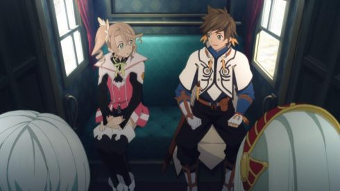 Tales of Zestiria the X - 04 - 07