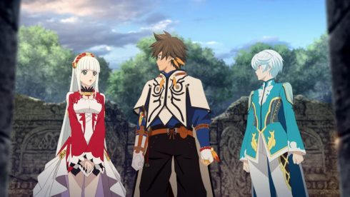 Tales of Zestiria the X - 04 - 08