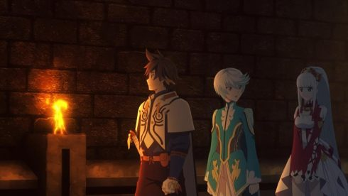 Tales of Zestiria the X - 04 - 10
