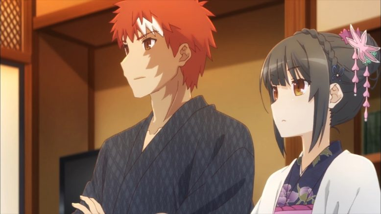 Shirou has a story to tell