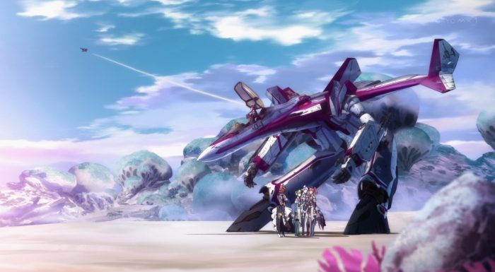 macross  u0394 review