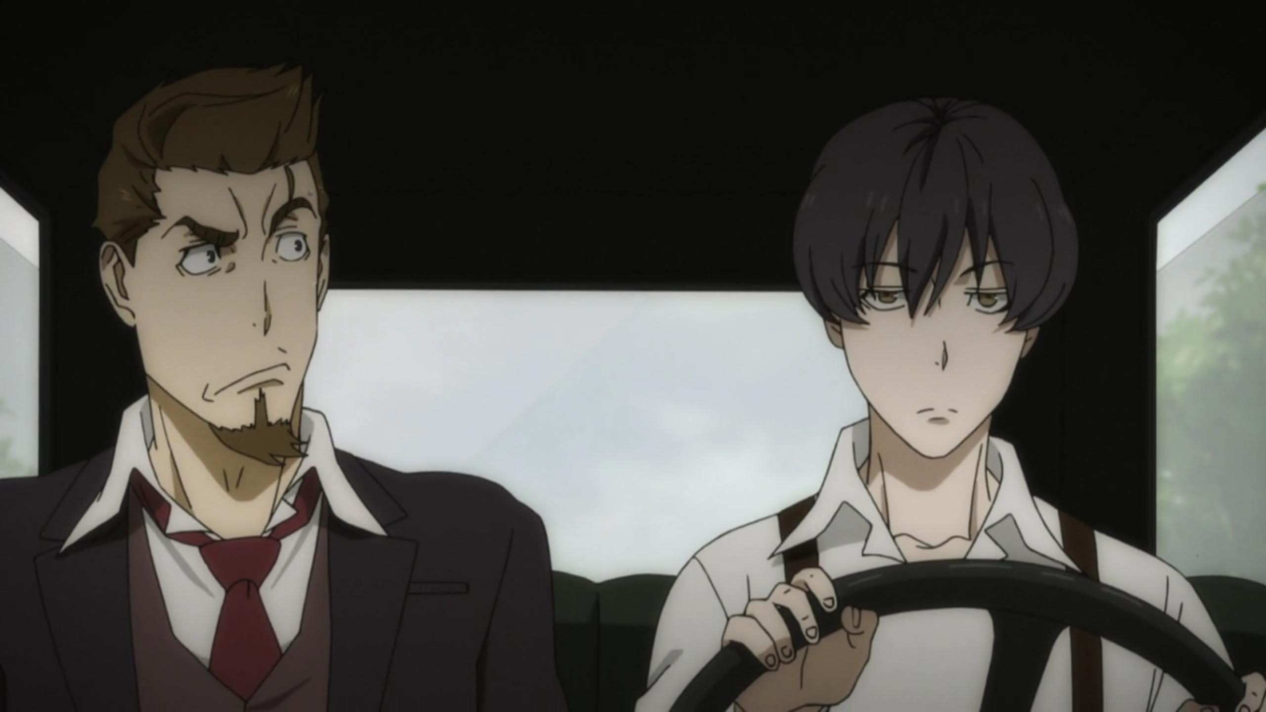 91 Days 12 48 Anime Evo