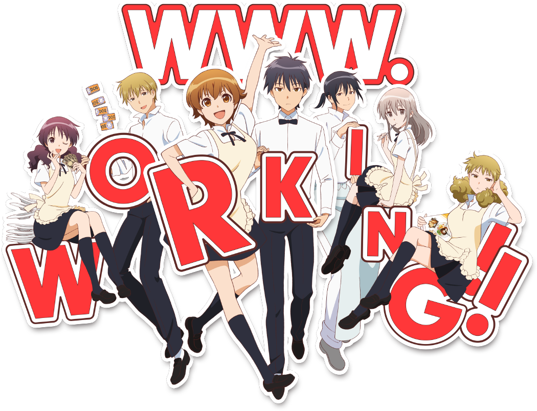 - www working   review   anime evo  rh   anime evo net