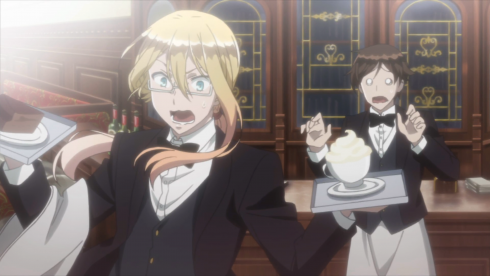 What Does Rt Mean >> The Royal Tutor – 6 - Anime Evo